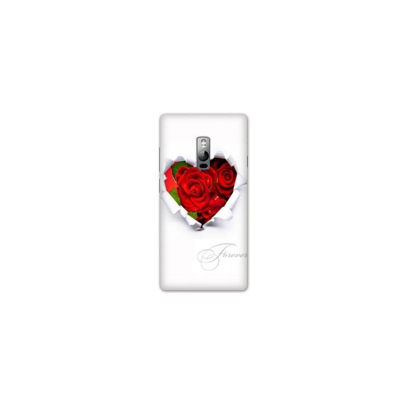 Coque pour OnePlus 2 amour