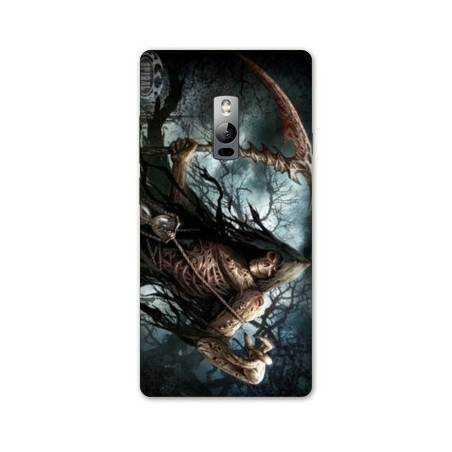 Coque OnePlus 2 tete de mort