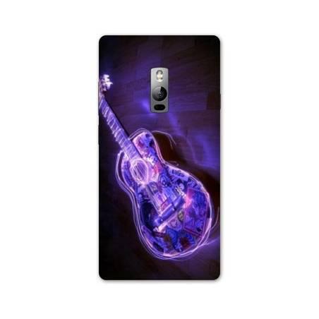 Coque OnePlus 2 guitare