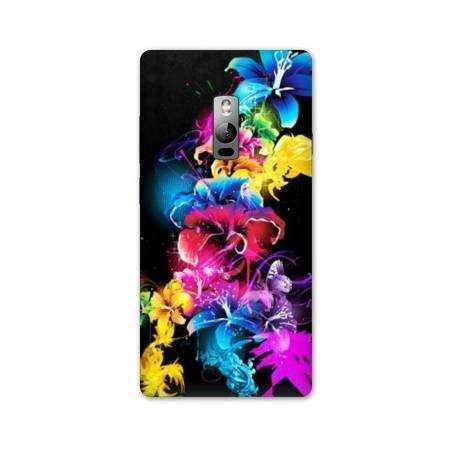Coque OnePlus 2 fleurs