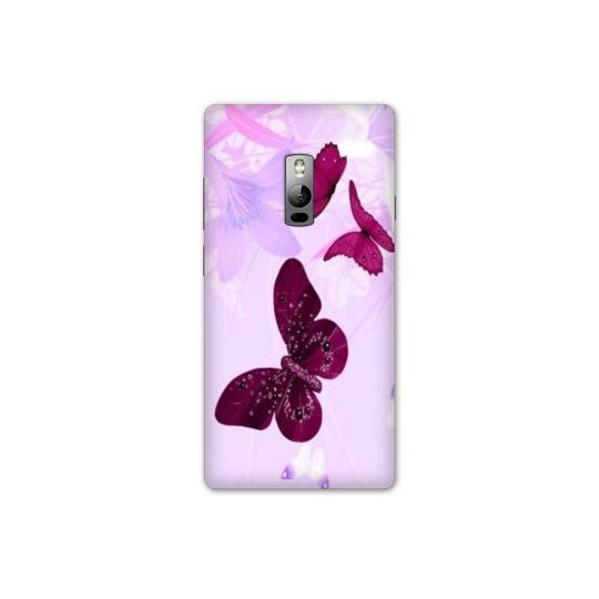 Coque OnePlus 2 papillons
