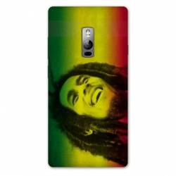 Coque OnePlus 2 Bob Marley