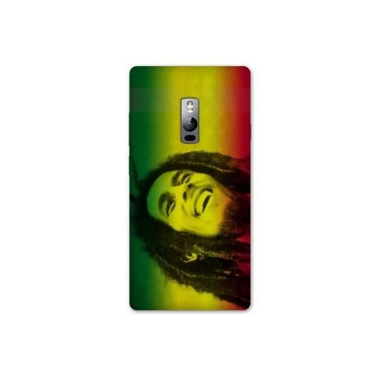 Coque pour OnePlus 2 Bob Marley