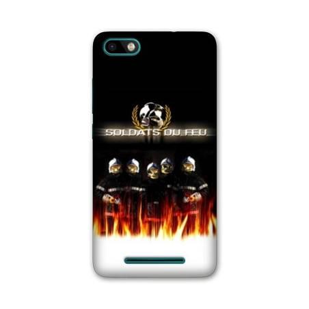 Coque OnePlus 2 pompier police