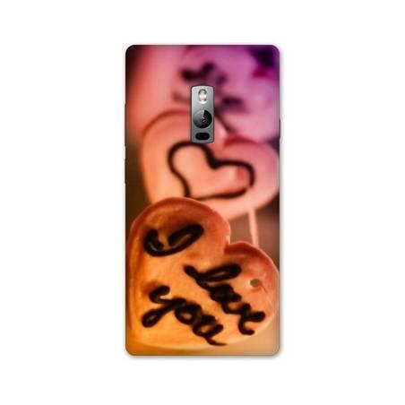 Coque OnePlus 2 Gourmandise