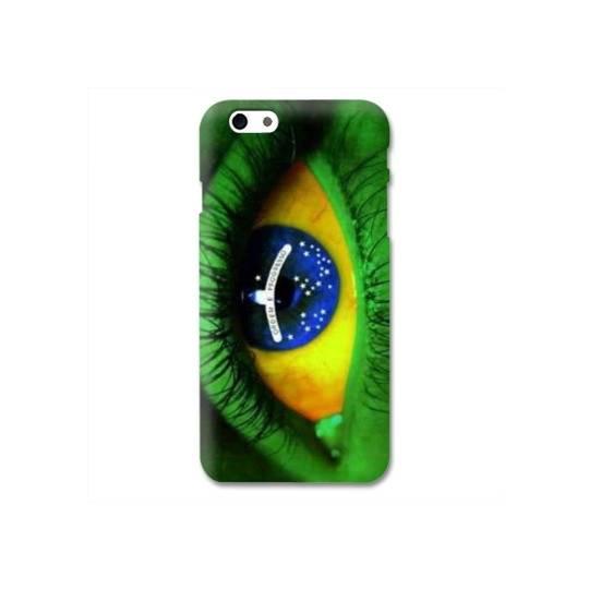 Coque pour iphone 7 Plus / Pro Bresil
