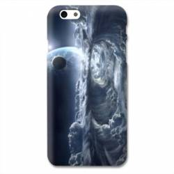 Coque Iphone 7 Plus / Pro Espace Univers Galaxie