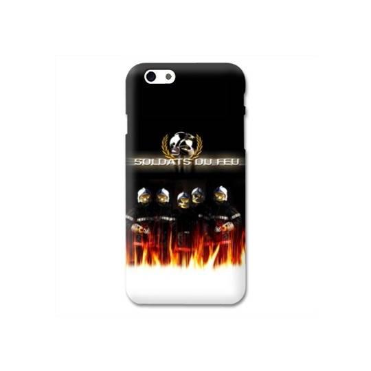 coque iphone 8 pompier