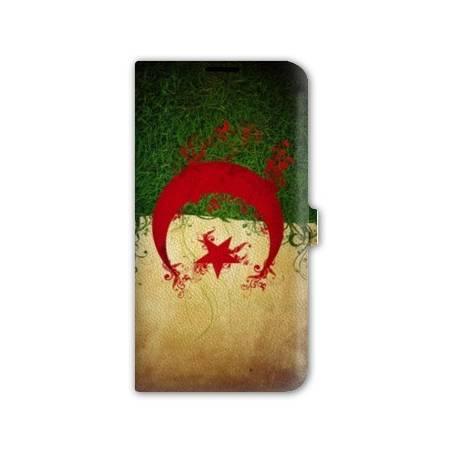 Housse cuir portefeuille Iphone 7 Algerie