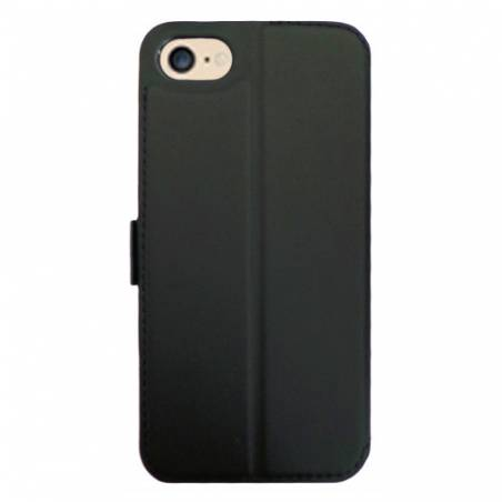 Housse cuir portefeuille Iphone 7 Maroc