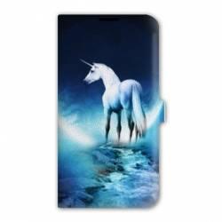 Housse cuir portefeuille Iphone 7 Fantastique