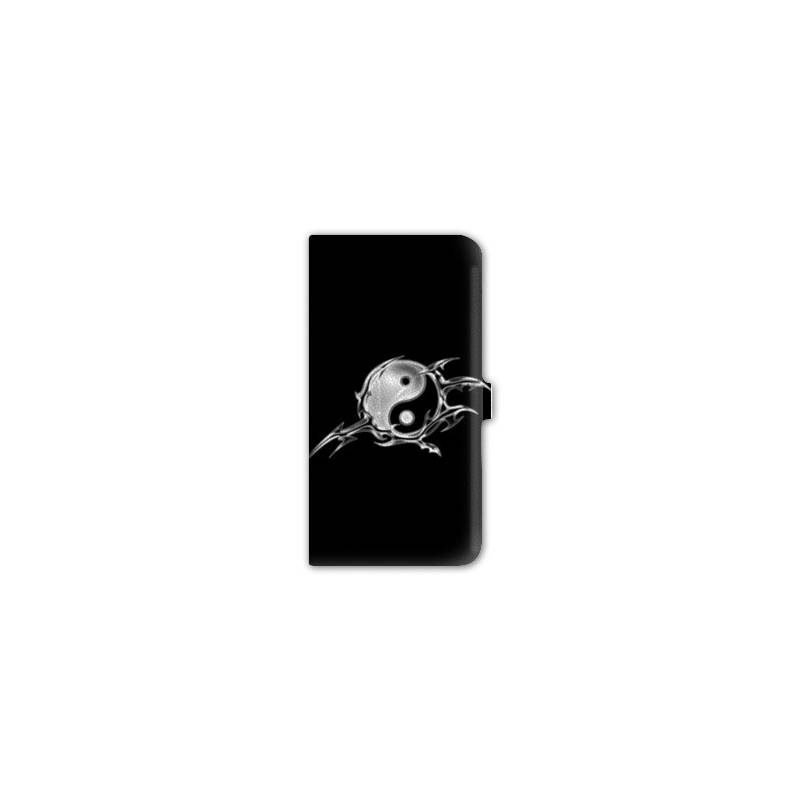Housse cuir portefeuille iphone 7 zen for Iphone housse cuir