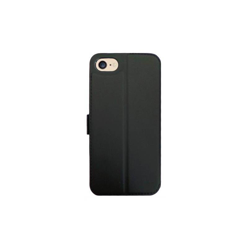 Housse cuir portefeuille iphone 7 pompier police for Iphone housse cuir