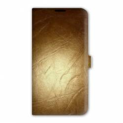 Housse cuir portefeuille Iphone 7 Texture