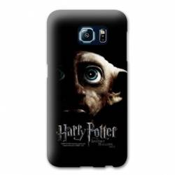 Coque Samsung Galaxy S6 Edge WB License harry potter A