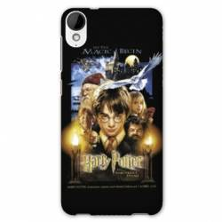 Coque HTC Desire 825 WB License harry potter D
