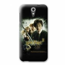 Coque HTC Desire 620 WB License harry potter D