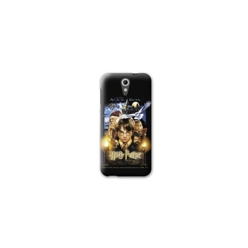 Coque HTC Desire 620 WB License harry potter D