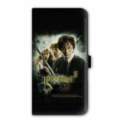 Housse cuir portefeuille iPhone 6 Plus / 6s Plus WB License harry potter D