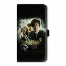 Housse cuir portefeuille iPhone 6 Plus / 6s Plus WB License harry potter D