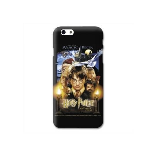 Coque iPhone 6 Plus / 6s Plus WB License harry potter D