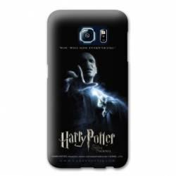 Coque Samsung Galaxy S6 Edge WB License harry potter C
