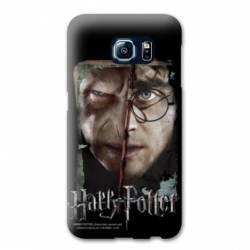 Coque Samsung Galaxy S6 WB License harry potter A