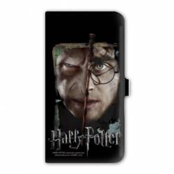 Housse cuir portefeuille iPhone 6 Plus / 6s Plus WB License harry potter A