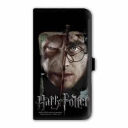 Housse cuir portefeuille iPhone 6 Plus / 6s Plus WB License harry potter A