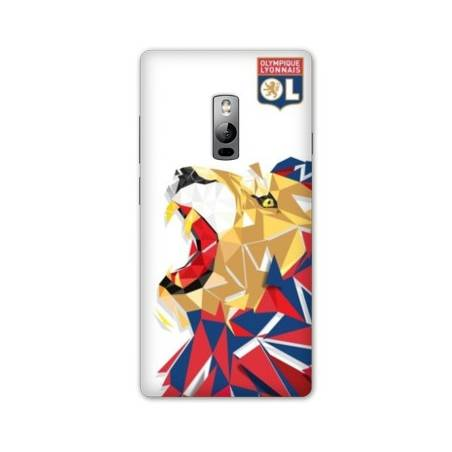 Coque OnePlus 2 WB License Olympique Lyonnais OL - lion color