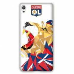 Coque OnePlus X  License Olympique Lyonnais OL - lion color