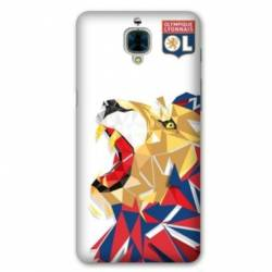 Coque OnePlus 3 WB License Olympique Lyonnais OL - lion color