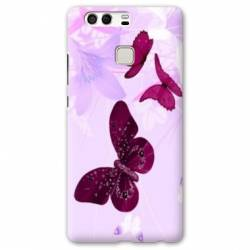 Coque Huawei Honor 8 papillons