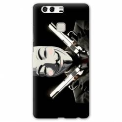 Coque Huawei Honor 8 Anonymous