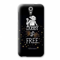 Coque HTC Desire 620 WB License harry potter dobby
