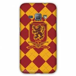 Coque Samsung Galaxy J3 (2016) WB License harry potter ecole