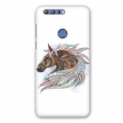 Coque Huawei Honor 8 Animaux Etniques