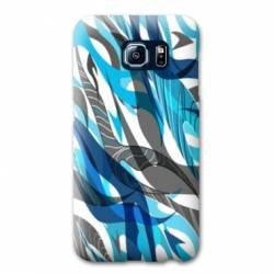 Coque Samsung Galaxy S6 Edge Etnic abstrait
