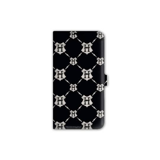 Housse cuir portefeuille pour iphone 6 / 6s WB License harry potter pattern
