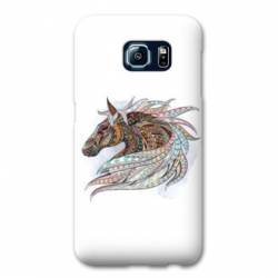 Coque Samsung Galaxy S6 Animaux Etniques