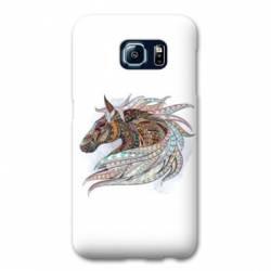 Coque Samsung Galaxy S6 Edge Animaux Etniques