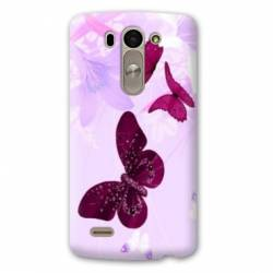 Coque Huawei Mate 9 papillons