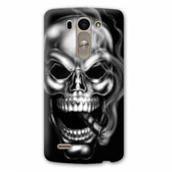 Coque Huawei Mate 9 tete de mort