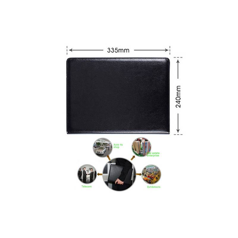 conf rencier porte document personnalisee en cuir cokitec coque et housse pour smartphone. Black Bedroom Furniture Sets. Home Design Ideas