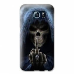 Coque Samsung Galaxy S8 tete de mort