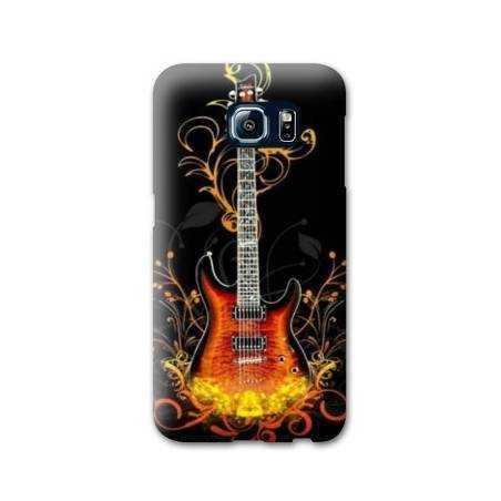 Coque Samsung Galaxy S8 guitare