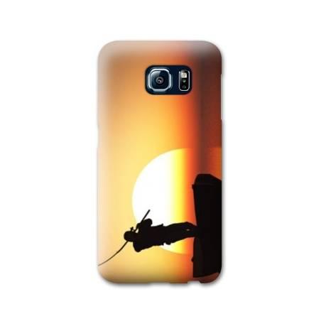 Coque Samsung Galaxy S8 chasse peche
