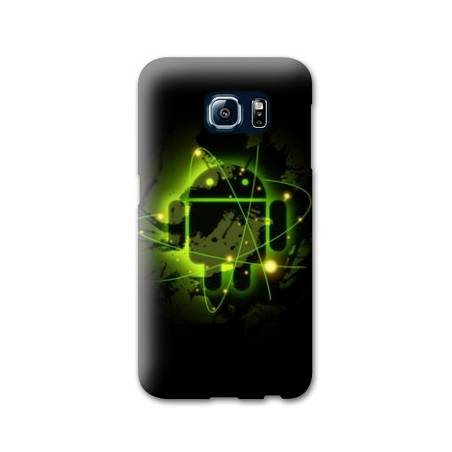 Coque Samsung Galaxy S8 apple vs android