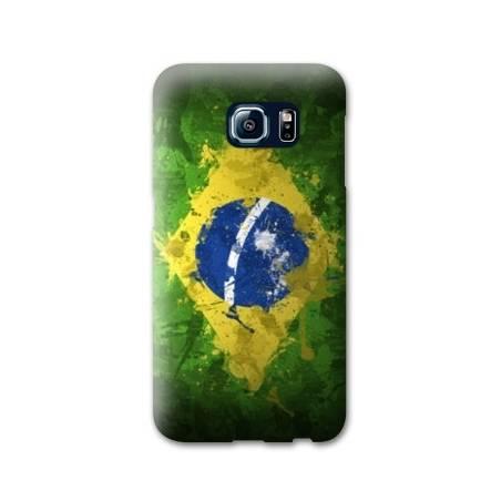 Coque Samsung Galaxy S8 Plus + Bresil