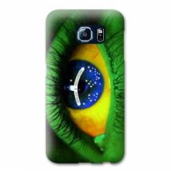 Coque Samsung Galaxy S8 Plus + Bresil
